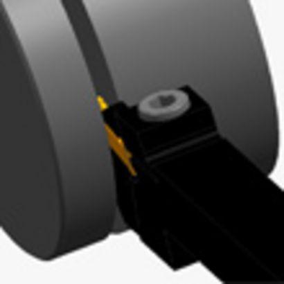 Обработка канавок система 229/S229