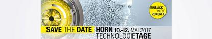Технологические дни HORN 2017