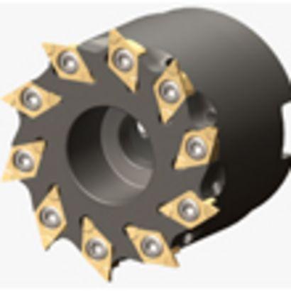 Фрезерование пазов по круговой интерполяции, система M275