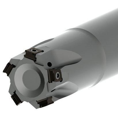 Фреза с тангенциальным креплением пластин тип M406